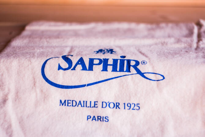 SAPHIR MDOR Cotton Bag