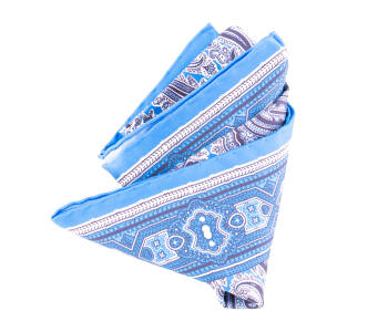 Pocket Square Twill PAT22641 Klein