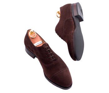 Oxford ARTISTA 113 Suede Brown