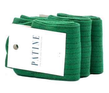 PATINE Socks PASH35 Green/Black
