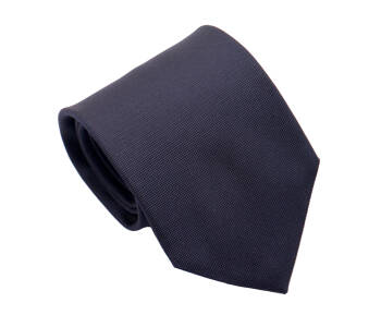 PATINE Tie Solid Silk Bleu Petrole