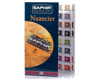 SAPHIR / AVEL Color Chart