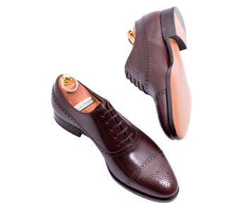 Oxford ARTISTA 111 Vegano Dark Brown