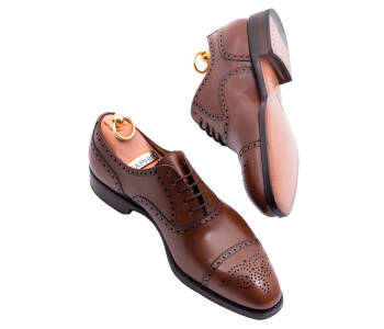 Brogues 435 Marron